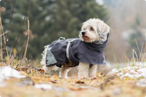 Der Hurtta Extrem Warmer Wintermantel