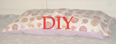 [Geburtstagswoche] DIY Hundekissen