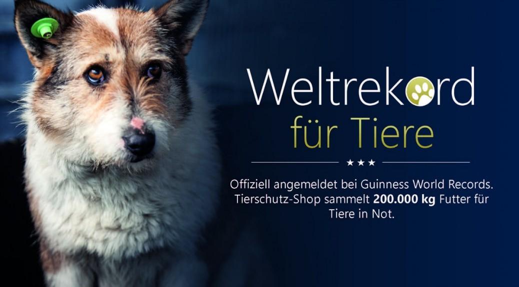 Weltrekord für Tiere Tierschutz Shop Hund Hundeblog Fiffibene