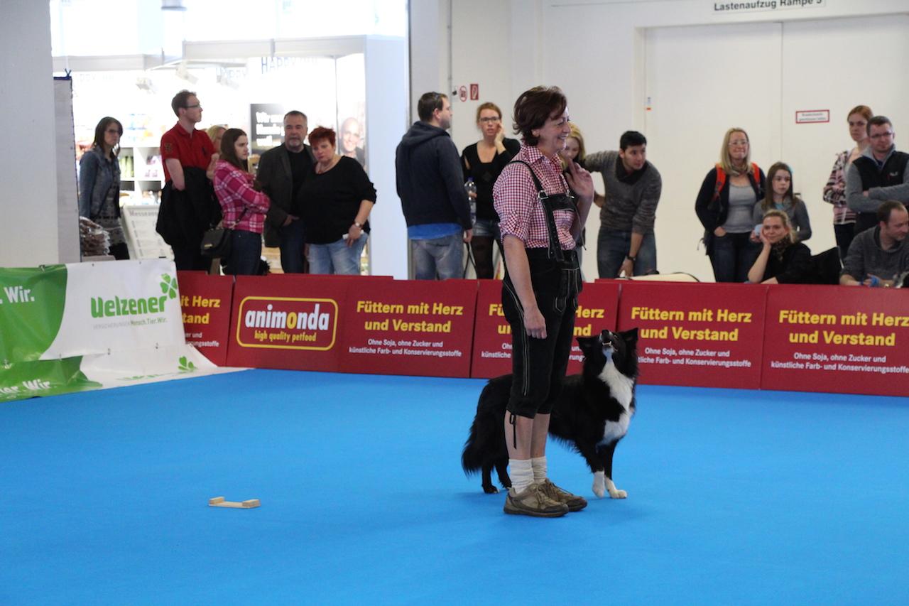 Münchner Heimtiermesse Gewinnspiel