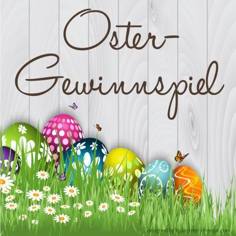 Frohe Ostern! [Gewinnspiel]