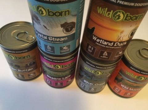 Wir durften testen: Dosen von Wildborn