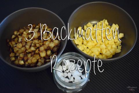Der Backmattenhype – inklusive 3 Rezepten