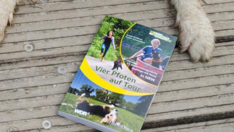 Schmökerzeit: Vier Pfoten auf Tour – Kerstin Goldbach und Kirsten Schönenborn