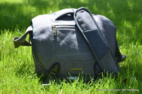 Für mich muss eine Tasche praktisch sein