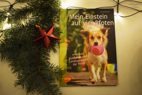 Buchwoche: Mein Einstein auf vier Pfoten [Werbung & Gewinnspiel]