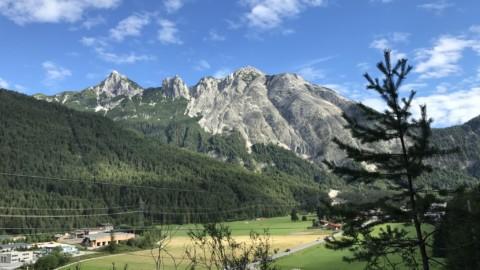Unser 1. Dogtrekking: Das Karwendel Dogtrekking 2017