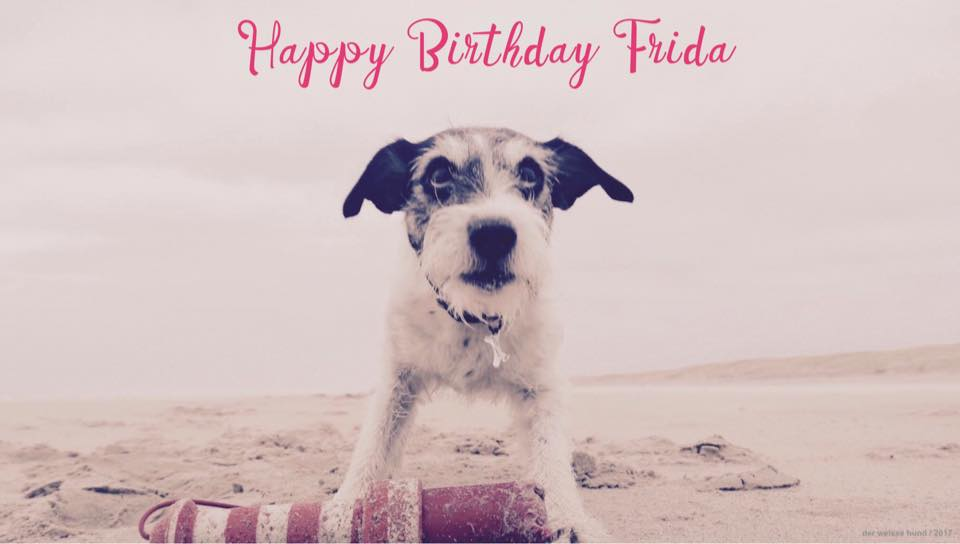 Fridas 10. Geburtstag