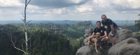 Wandern im Elbsandsteingebirge – Part 3