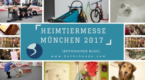 Besuch der Heimtiermesse München 2017 – Impressionen