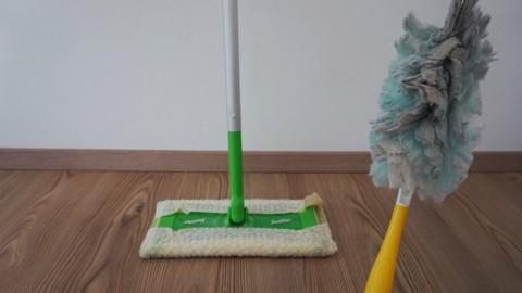 Saubere Wohnung trotz Vierbeiner!