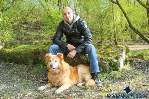 Zusammen mit Mailo zur Hundetrainerausbildung
