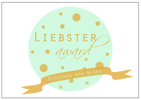 Liebster Award – die Zweite