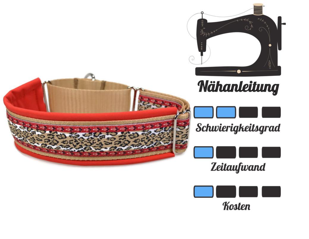 DIY für Hunde - Martingal Nähanleitung