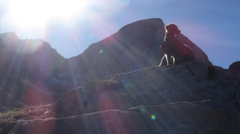Wenn es Nacht wird in den Bergen – Teil 2 Meraner Höhenweg