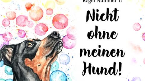 Freebie: Hunde-Grußkarten für Email, Facebook & Co