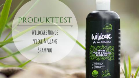 Wildcare Pflege & Glanz Shampoo[Produkttest]