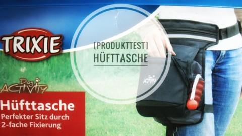 [Produkttest] Trixie Hüfttasche