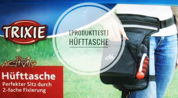Produkttest Hüfttasche