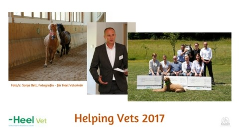 HELPING VETS 2017 – EINE PREISVERLEIHUNG DER BESONDEREN ART