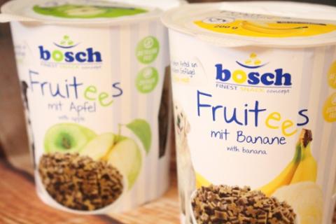 Leckerlietest – Bosch Fruitees
