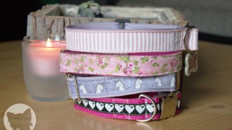 Kaya's Kleiderschrank – unsere Leinen-, Halsband- und Bandanasammlung