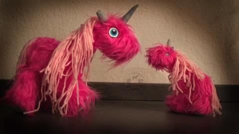 DIY: Einhorn / unicorn