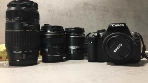  test  Wir stellen vor: unsere Fotoausrüstung