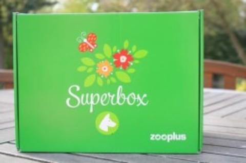 Zooplus Frühlingsbox 2017