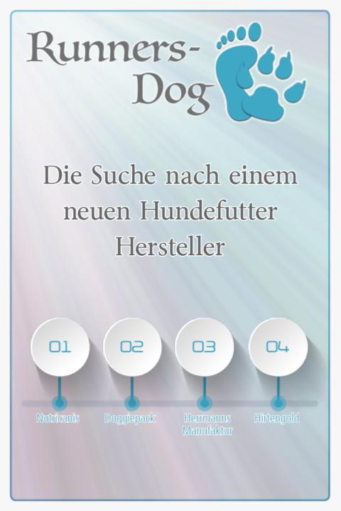 Die Suche nach einem neuen Hundefutter Hersteller