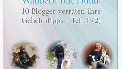 Wandern mit Hund: 10 Blogger verraten ihre Geheimtipps – Teil 1 (2)