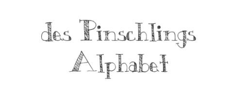 "Des Pinschlings Alphabet -""E"" wie Einzelhund"