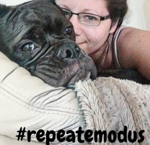 #repeateveryday – Täglich grüßt die Bulldogge