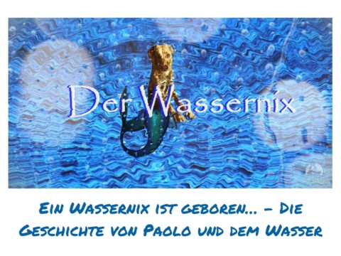 EIN WASSERNIX IST GEBOREN… – DIE GESCHICHTE VON PAOLO UND DEM WASSER