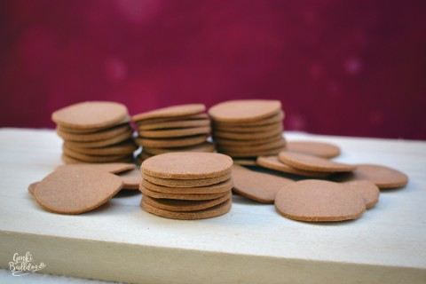 Rezept: Parmesan Kekse für Hunde