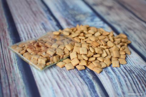 Rezept: Bananen-Joghurt Kekse für Hunde