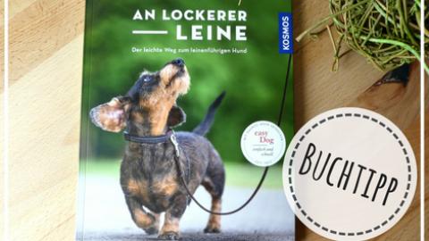 Buchtipp:'An lockerer Leine' von Jeanette Przygoda