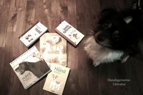 Brauche ich Bücher über Hunde?