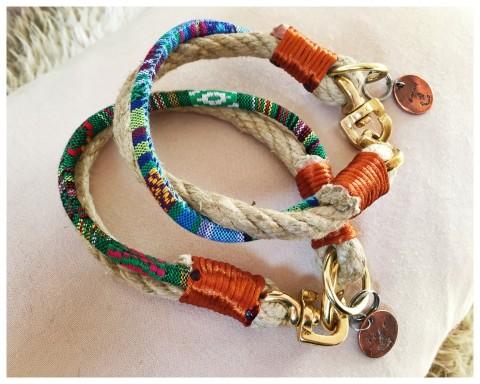 Boho-Halsbänder zum Nikolaus
