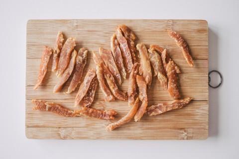 Der perfekte Snack? Knusprige Hähnchenstreifen selbstgemacht