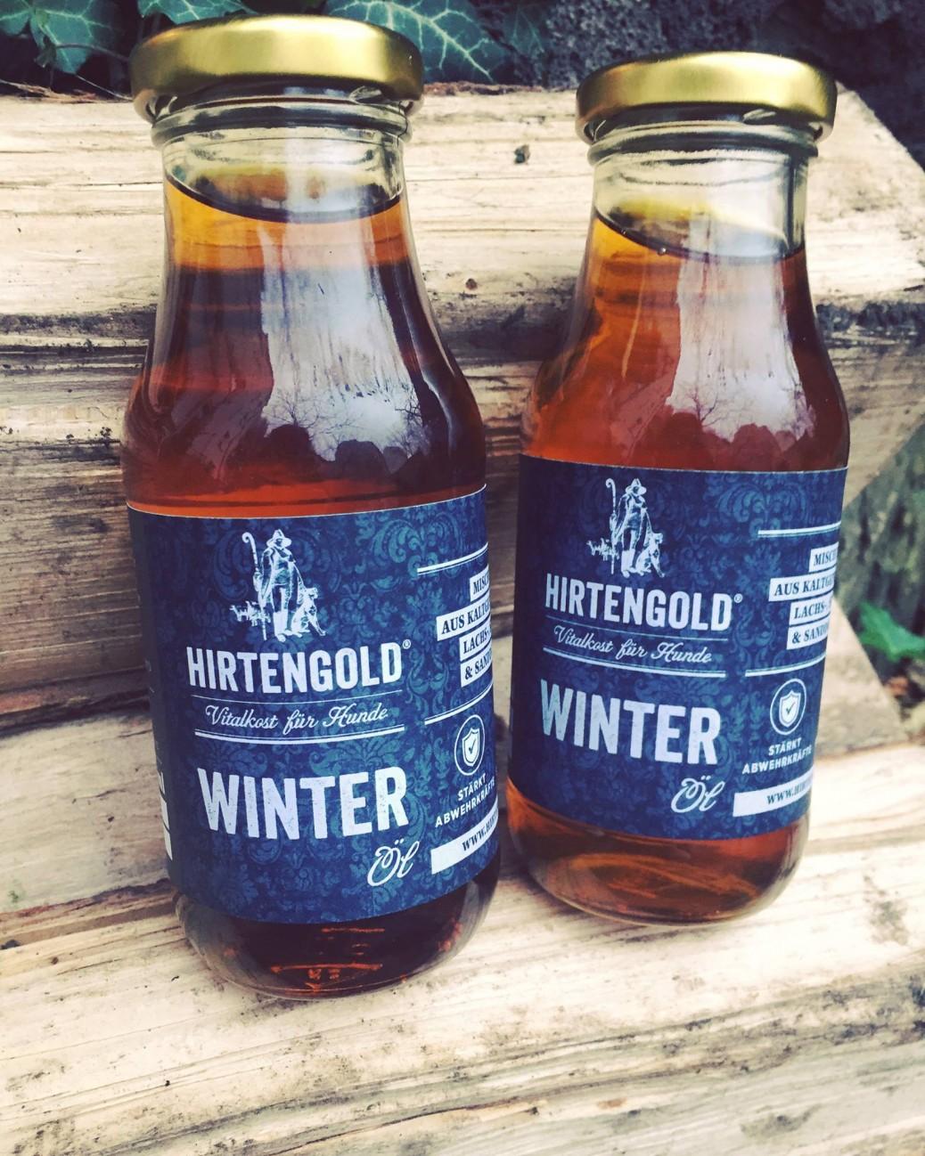 Winteröl Hund Hirtengold