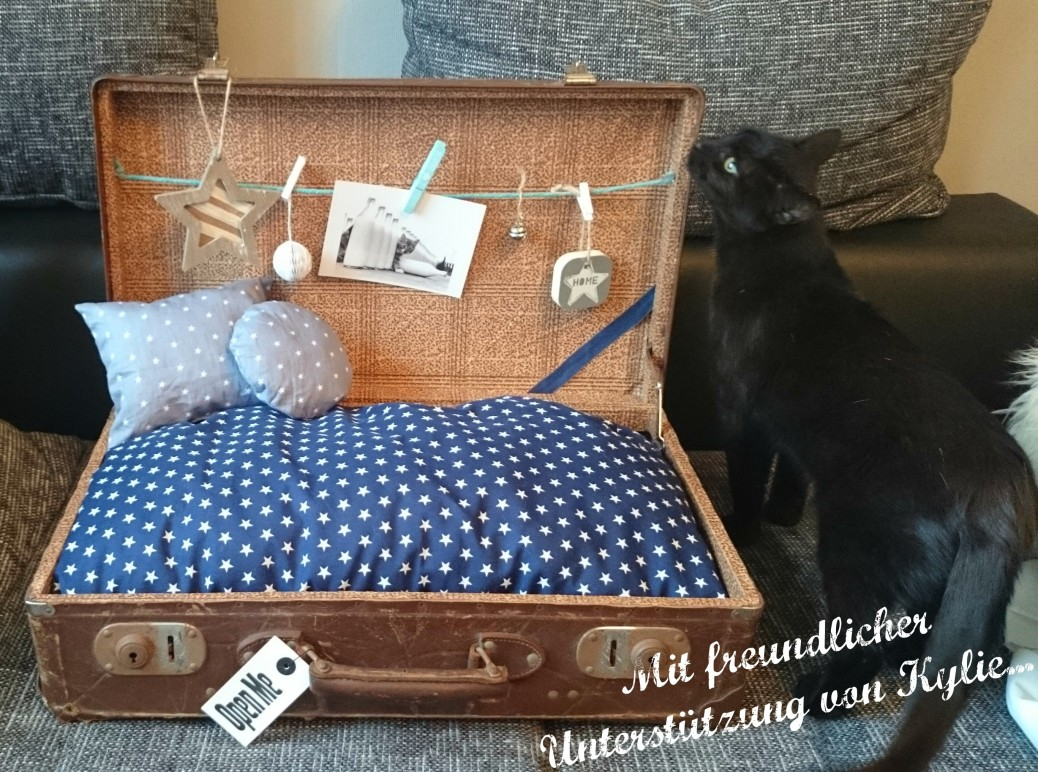 Kofferkörbchen DIY