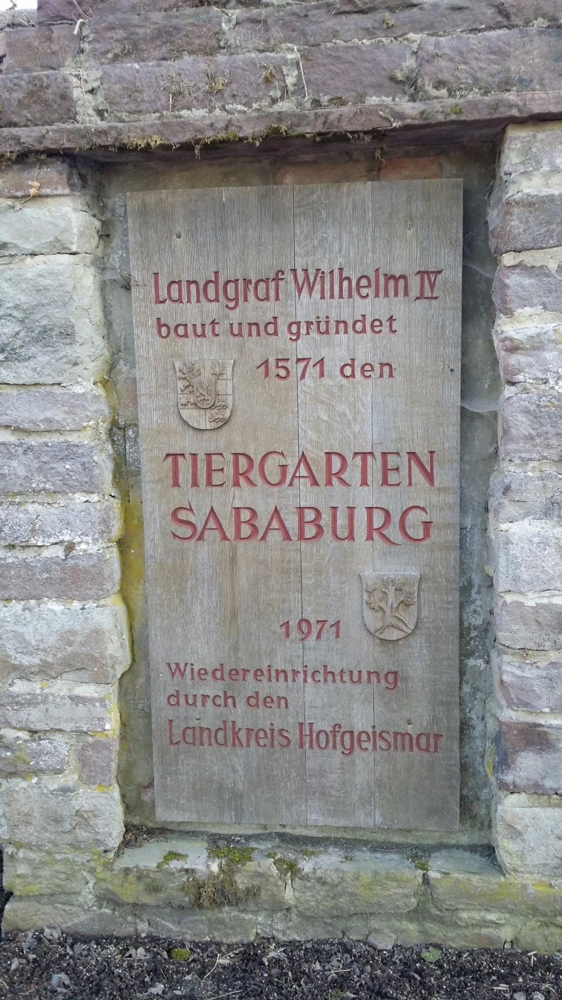 Tiergarten Sababurg