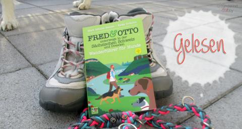Fred&Otto Wanderführer für Hunde