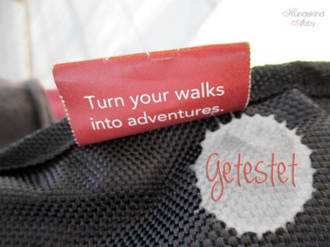 Werbung: Abenteuertasche von Alcott