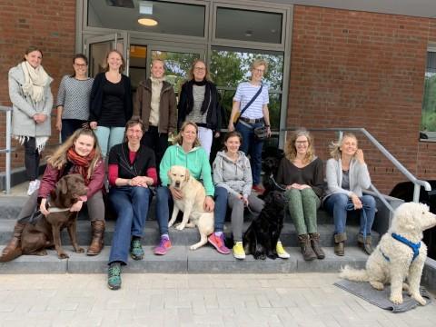 Arbeitskreis Schulhund tagt in Hamburg