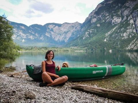 Ein Mensch, ein Hund, ein Auto – eine Woche durch Slowenien