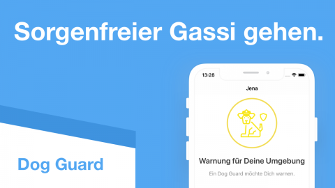 Gemeinsam Hundehassern die Stirn bieten – mit der Dog Guard App! – Werbung