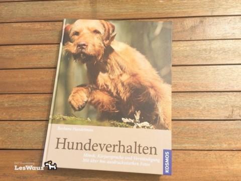 Der Les Wauz Hundebuch-Tipp: Hundeverhalten Mimik, Körpersprache und Verständigung von Barbara Handelman