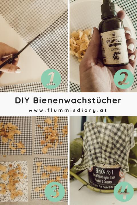 DIY Bienenwachstücher für dich und deinen Hund